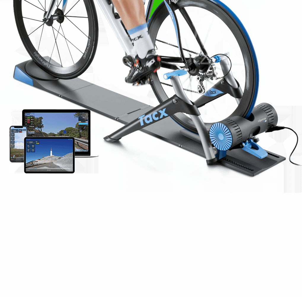 TACX® SMART TRAINERS